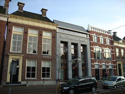 Fries Scheepvaart museum na verbouw