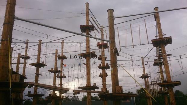 Klimpark Aventoer eindresultaat