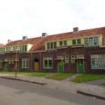Renovatie 34 woningen Heerenveen