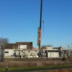 Nieuwbouw woning Kollumerzwaag