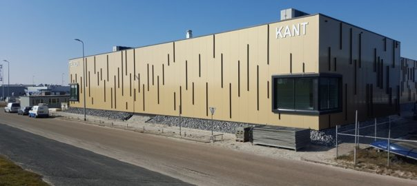 Telson en Kant Lauwersoog